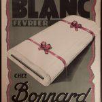 Affiche Chez Bonnard Lausanne3
