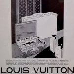 Publicité malle Louis Vuitton 2