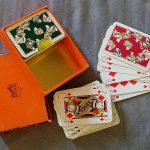Hermes Jeux de cartes